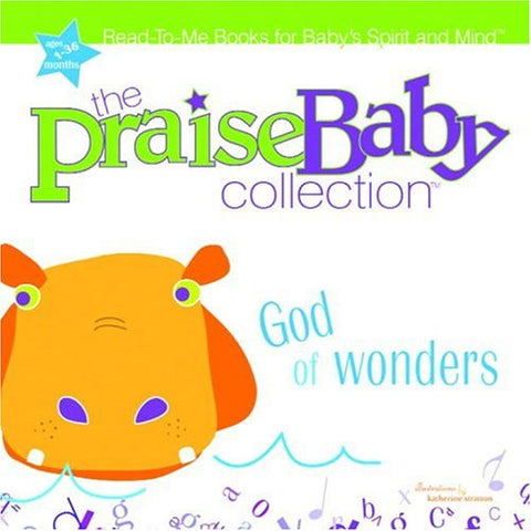 God of Wonders (Praise Baby Board Book)