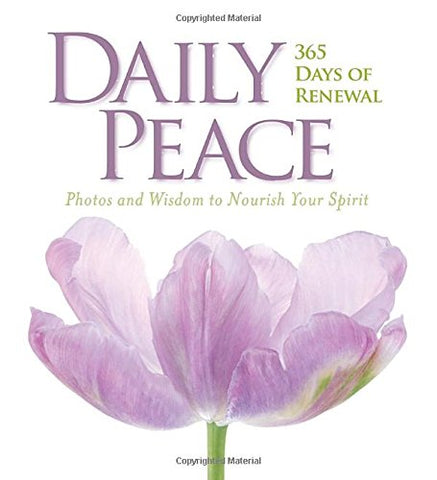Daily Peace: 365 Days of Renewal // CT2020