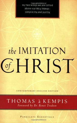 The Imitation of Christ (Paraclete Essentials)