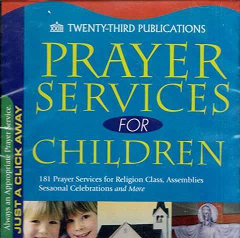 Prayer Services for Children