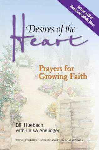Desires of the Heart w/music CD