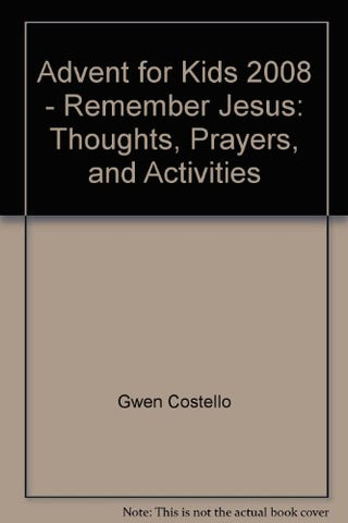 Remember Jesus!: Thoughts, Prayers, and Activities