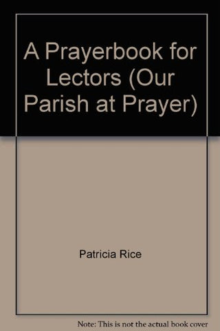 Prayerbook for Lectors (Our Parish at Prayer)