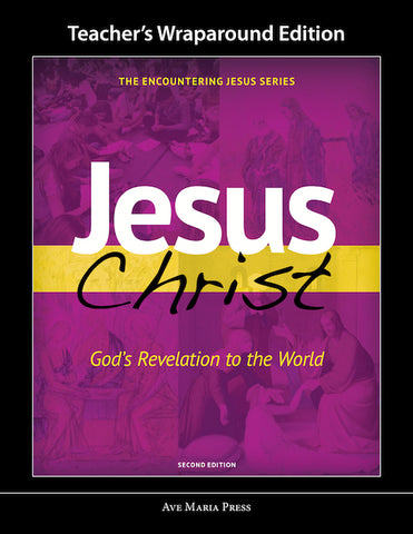 Jesus Christ: God's Revelation to the World (Teacher's Manual)
