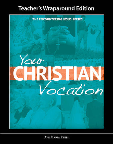 Your Christian Vocation (Teacher)