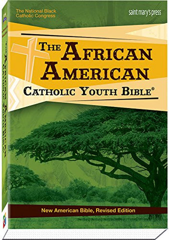 The African American Catholic Youth Bible-paperback: New American Bible, Revised Edition