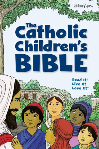 The Catholic Children's Bible (paperback) // Fall mailing 2019