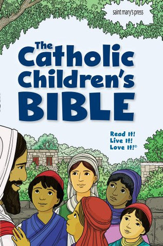 The Catholic Children's Bible (hardcover) // Fall mailing 2019