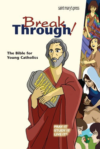 Breakthrough Bible, New edition-paperback