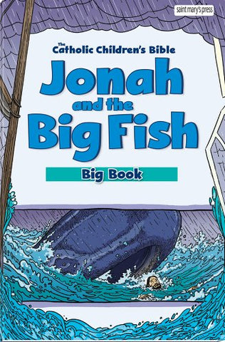 Jonah and the Big Fish, Big Book