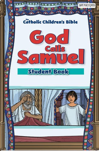 God Calls Samuel, Student Book (6-pack)