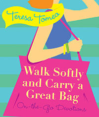 Walk Softly and Carry a Great Bag (audiobook)
