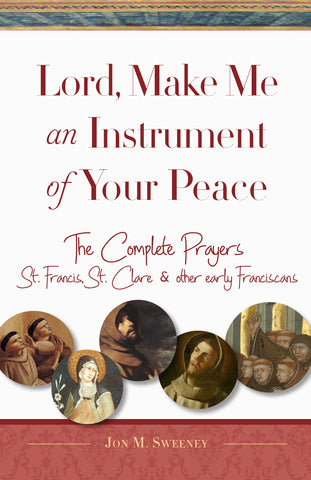 Lord, Make Me An Instrument of Your Peace // WS20