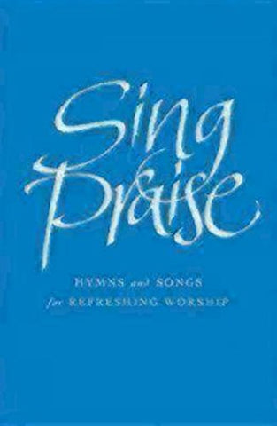 Sing Praise Words edition