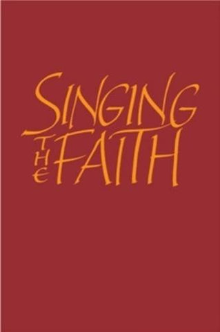 Singing the Faith: Large Print Words edition