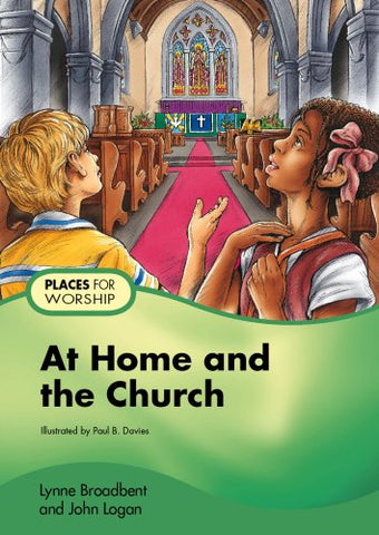 At Home and the Church: Pupil's Book (Places for Worship)