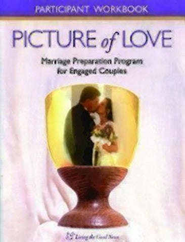 Picture of Love: Participant Workbooks for Engaged Couples (Catholic)