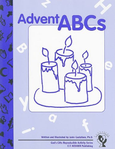 Advent ABCs: A Reproducible Activity Book (God's Gifts Reproducible Activity)