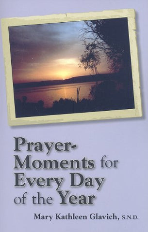 Prayer-Moments for Every Day of the Year