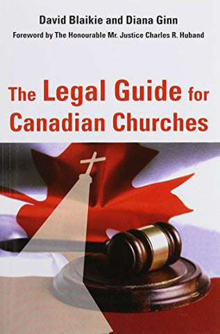 The Legal Guide for Canadian Churches