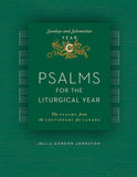 Psalms for the Liturgical Year, Set of 3 (with CD)