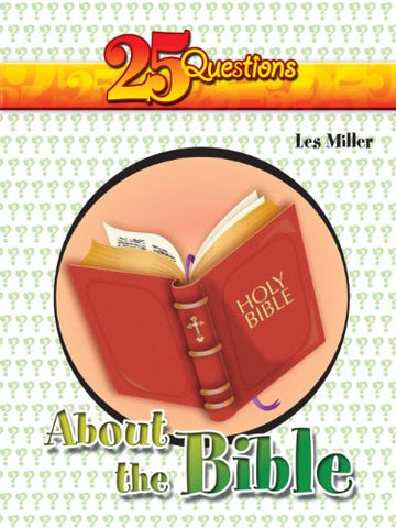 25 Questions about the Bible