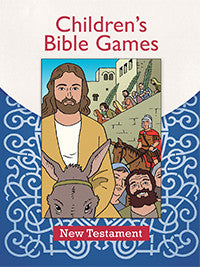 Children's Bible Games: New Testament