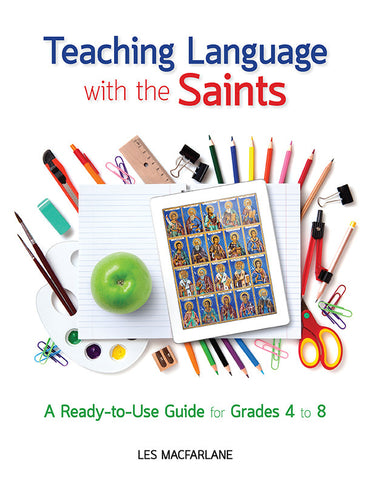Teaching Language with the Saints