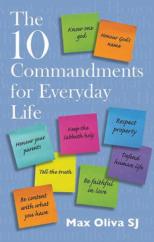 The Ten Commandments for Everyday Life (EBOOK VERSION)
