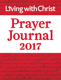 Living With Christ Prayer Journal 2017