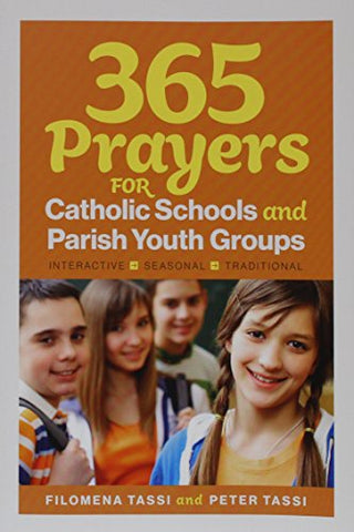 365 Prayers for Catholic Schools and Parish Youth Groups // Fall mailing 2019