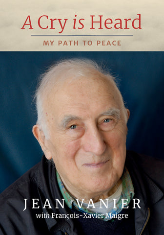 A Cry is Heard : My Path to Peace