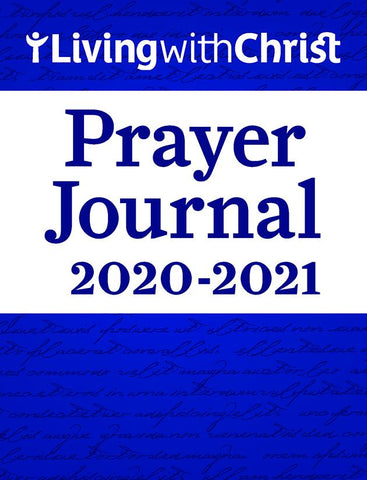 Living with Christ Prayer Journal 2020-2021 // CT2020