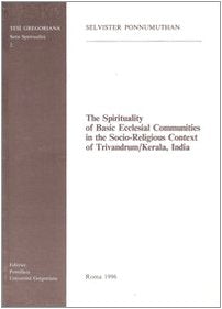 The Spirituality of basic ecclesial communities in the