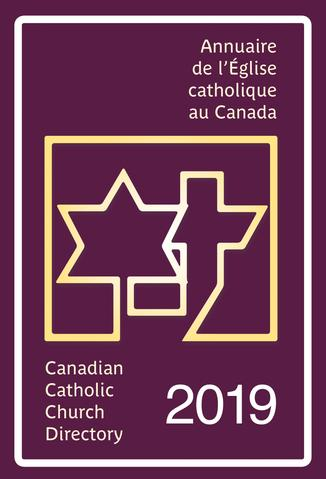 Annuaire de l'Église catholique au Canada 2019/Canadian Catholic Church Directory 2019