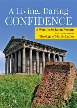 A Living, Daring Confidence (worship kit on CD)