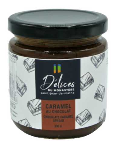 Chocolate Caramel Spread