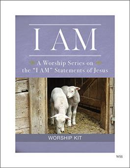 I Am (worship kit on CD)