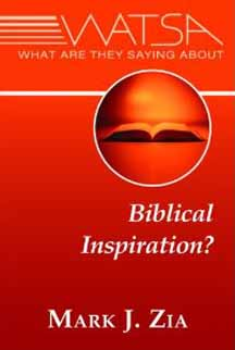 What Are They Saying About Biblical Inspiration? (Wats About?)