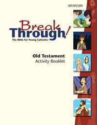 Breakthrough Bible, Old Testament Activity Booklet