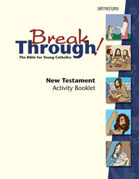 Breakthrough Bible, New Testament Activity Booklet