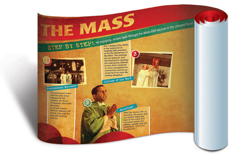 The Mass: Step by Step Poster