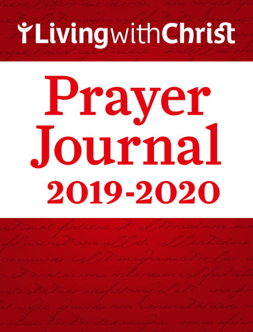 Living with Christ Prayer Journal 2019-2020