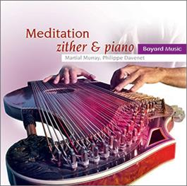 Meditation: Zither and Piano CD