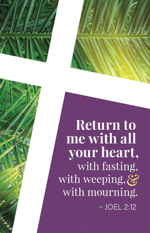 Prayer Cards | Lent