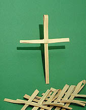 African Palm Crosses (50)