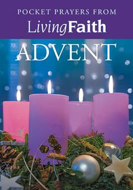 Pocket Prayers from Living Faith: Advent
