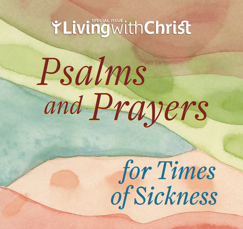 Psalms and Prayers for Times of Sickness // Warehouse Sale 2019