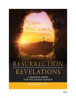 Resurrection Revelations: A Series of Services for the Easter Season (worship kit on CD)