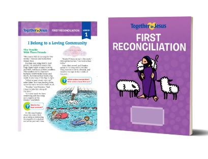 First Reconciliation - Student Lessons